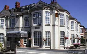 Brookside Hotel,  Chester