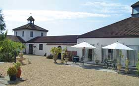 Coxley Vineyard Hotel,  Wells