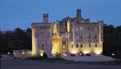 Dalhousie Castle and Aqueous Spa,  Edinburgh
