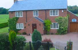 Holly Tree Farm B&B,  Lower withington