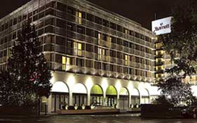London Marriott Hotel Regents Park,  London