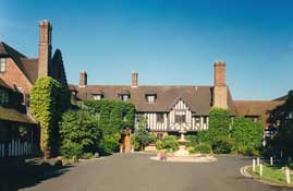 Stone Manor Hotel,  Kidderminster