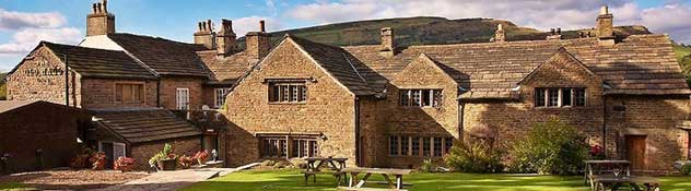 The Old Hall Inn B&B,  Chinley