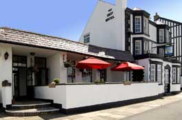 The Ship Hotel,  Parkgate