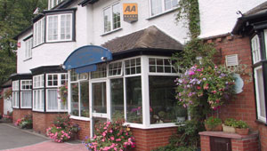 Westbourne Lodge B&B,  Birmingham